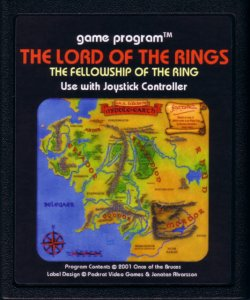 Packrat Video Games - Lord of the Rings: The Fellowship of