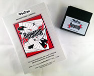 Revector for Vectrex box and cart 1