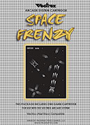Space Frenzy Box Cover