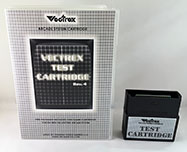 Test for Vectrex